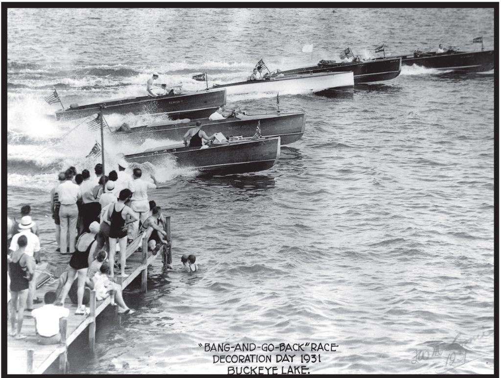"The BLYC ""Bang-and-Go-Back"" Race – Buckeye Lake Yacht Club"